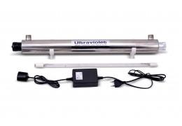 Ультрафиолетовая очистка воды. Как работает и когда применяется?