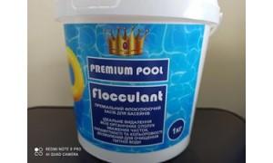 FLOCCULANT (видалення всіх органічних сполук зважених часток, каламутності) 1КГ