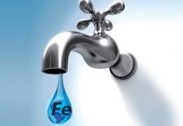 Железо в водопроводной воде – польза или вред?
