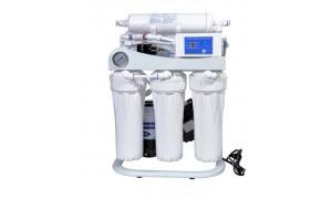 Осмос AquaKut c помпой, манометром, электронным контроллером 300G RO-5; C10