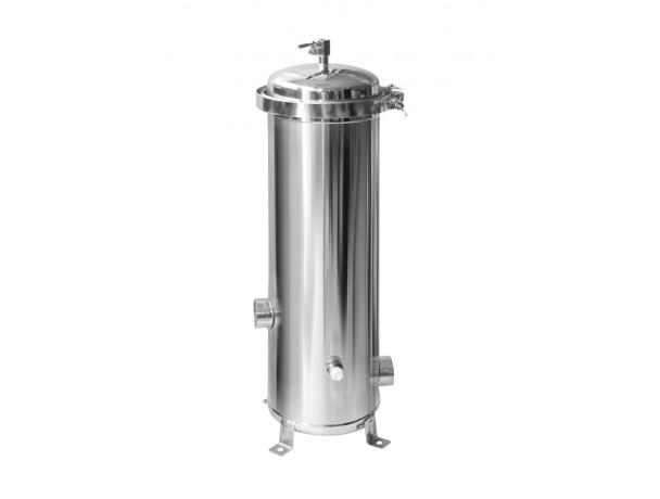 Мультипатронный фильтр S/S - 5*20 (нержавеющая сталь)