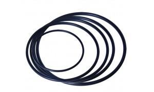 Уплотнительное кольцо к колбе мигнон 3 Р угловой(белая)